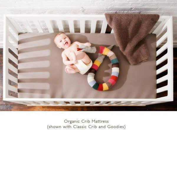 PURE & SIMPLE ORGANIC & NATURAL CRIB MATTRESS - Oeuf LLC