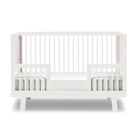 SPARROW TODDLER BED CONVERSION KIT-White-Oeuf LLC