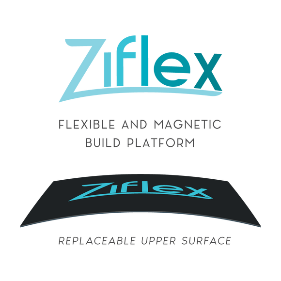 Ziflex : Replaceable upper surface