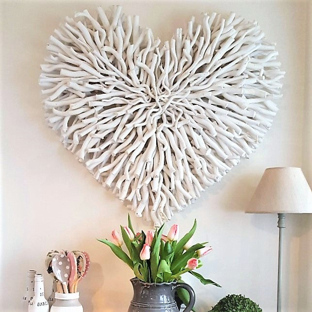 Hearts and Wall Decor