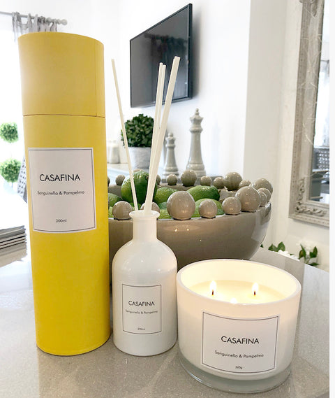 Casafina Candle or Diffuser