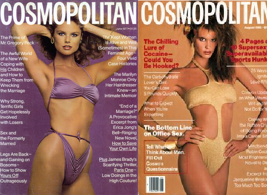 VINTAGE MAKES ITS COMEBACK: SWIMSUITS OF THE 80'S
