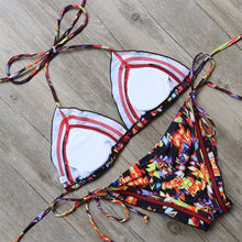 Fire And Ice Brazilian Bikini