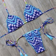 Hot Brazilian Cheeky Bikini Multi Color