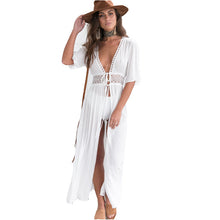 Bohemian White Cover Up