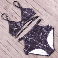 Starlight High Waist Cut Out Bikini