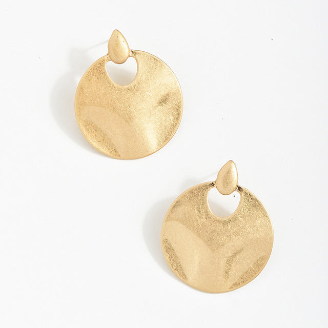 Adore Gold/Silver Earrings