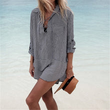Boyfriend Beach Cover Up