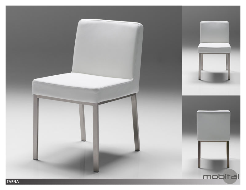 Tarna Din. Chair  (White)