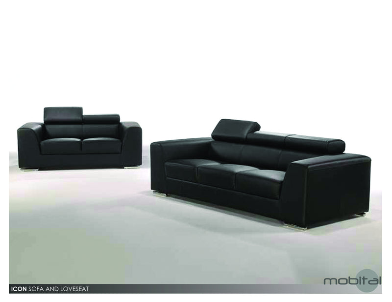 Icon Sofa  (Grey)
