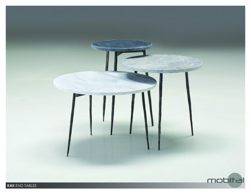 Kaii End Table  (Grey)