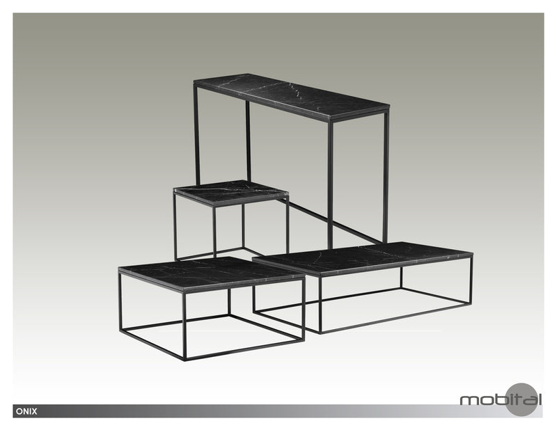 Onix Sofa Table   (Black)
