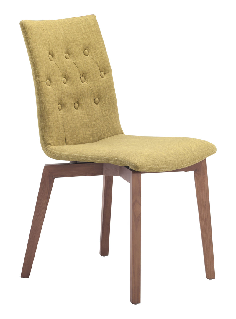 Orebro Dining Chair (Pea)