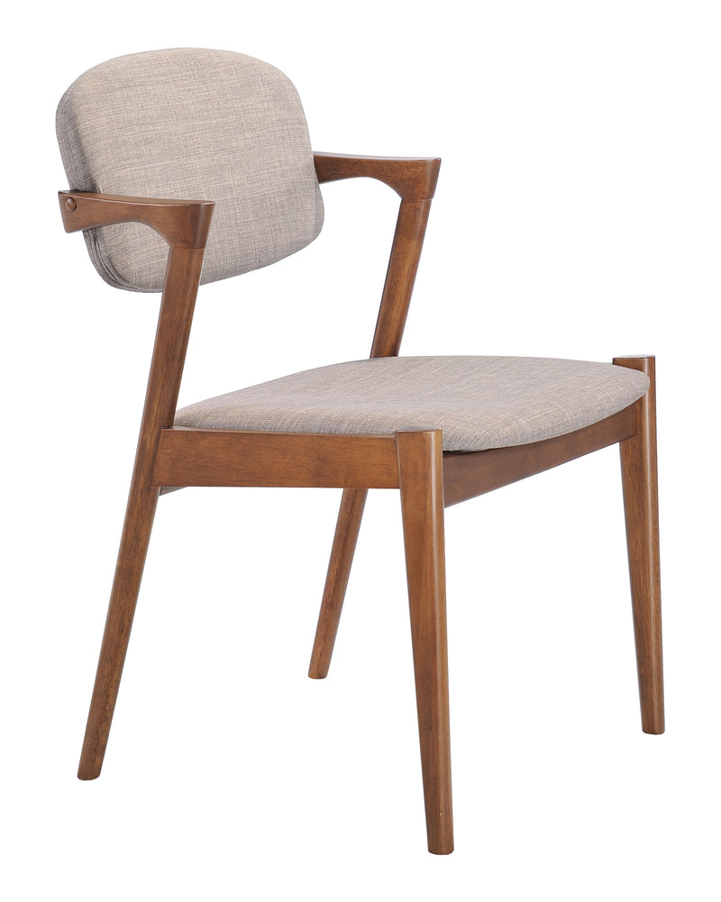 Brickell Dining Chair (Dove Gray)