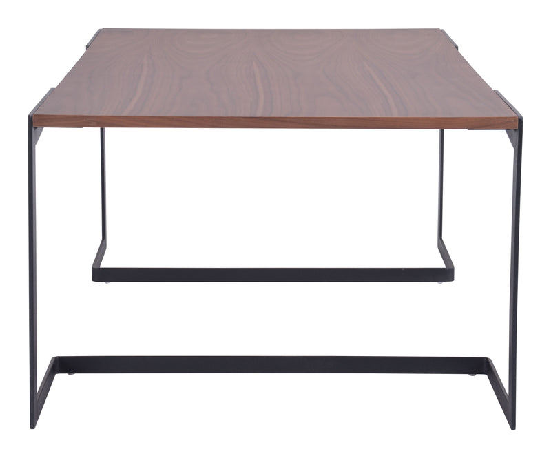 Sister Coffee Table (Walnut & Black)