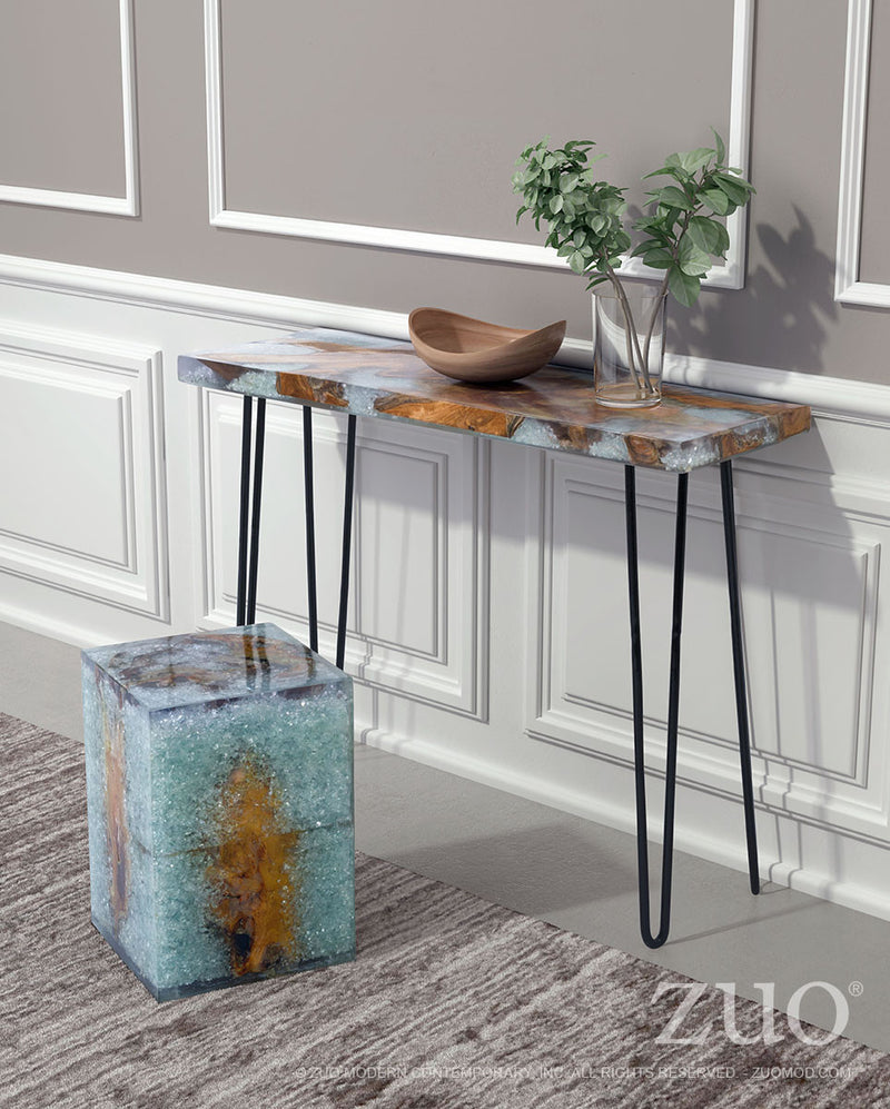 Fissure Console Table (Natural)