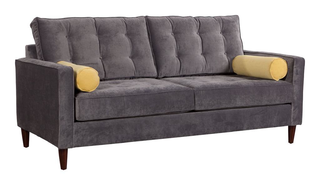 Savannah Sofa (Golden & Slate)