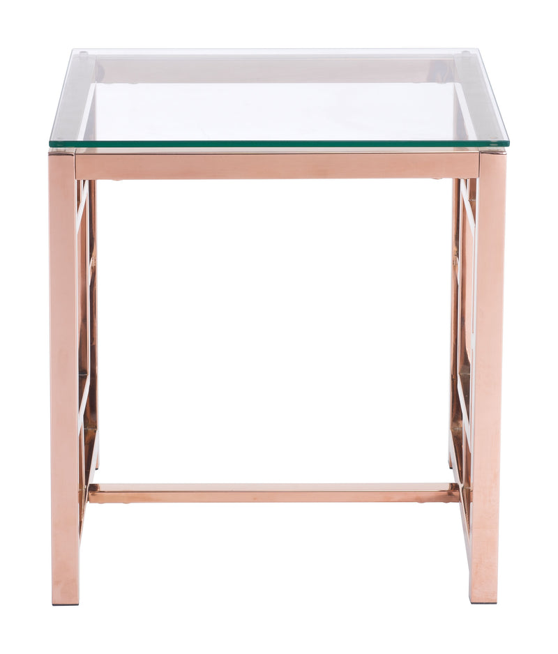 Geranium Side Table