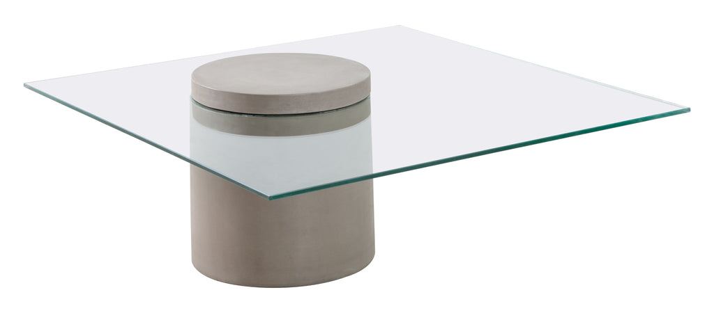 Monolith Coffee Table (Cement)