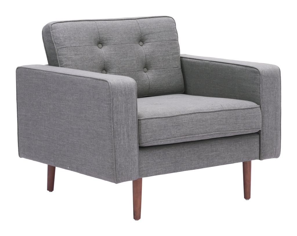 Puget Arm Chair (Gray)