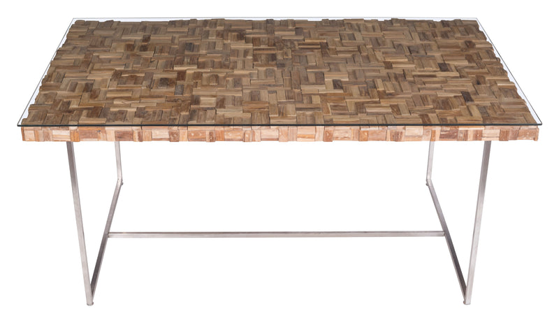 Collage Dining Table (Natural)