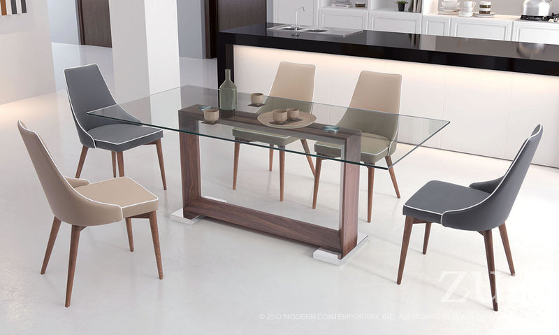 Oasis Dining Table (Walnut)