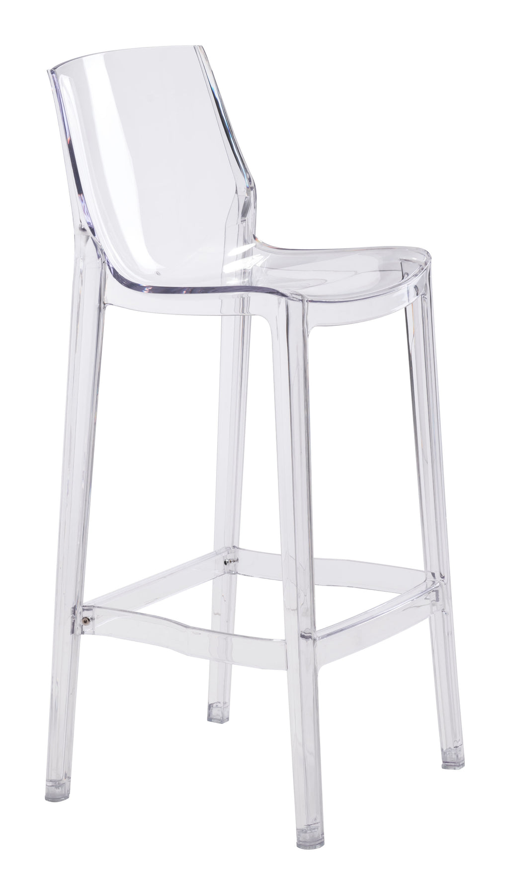 Phantom Bar Chair (Clear)