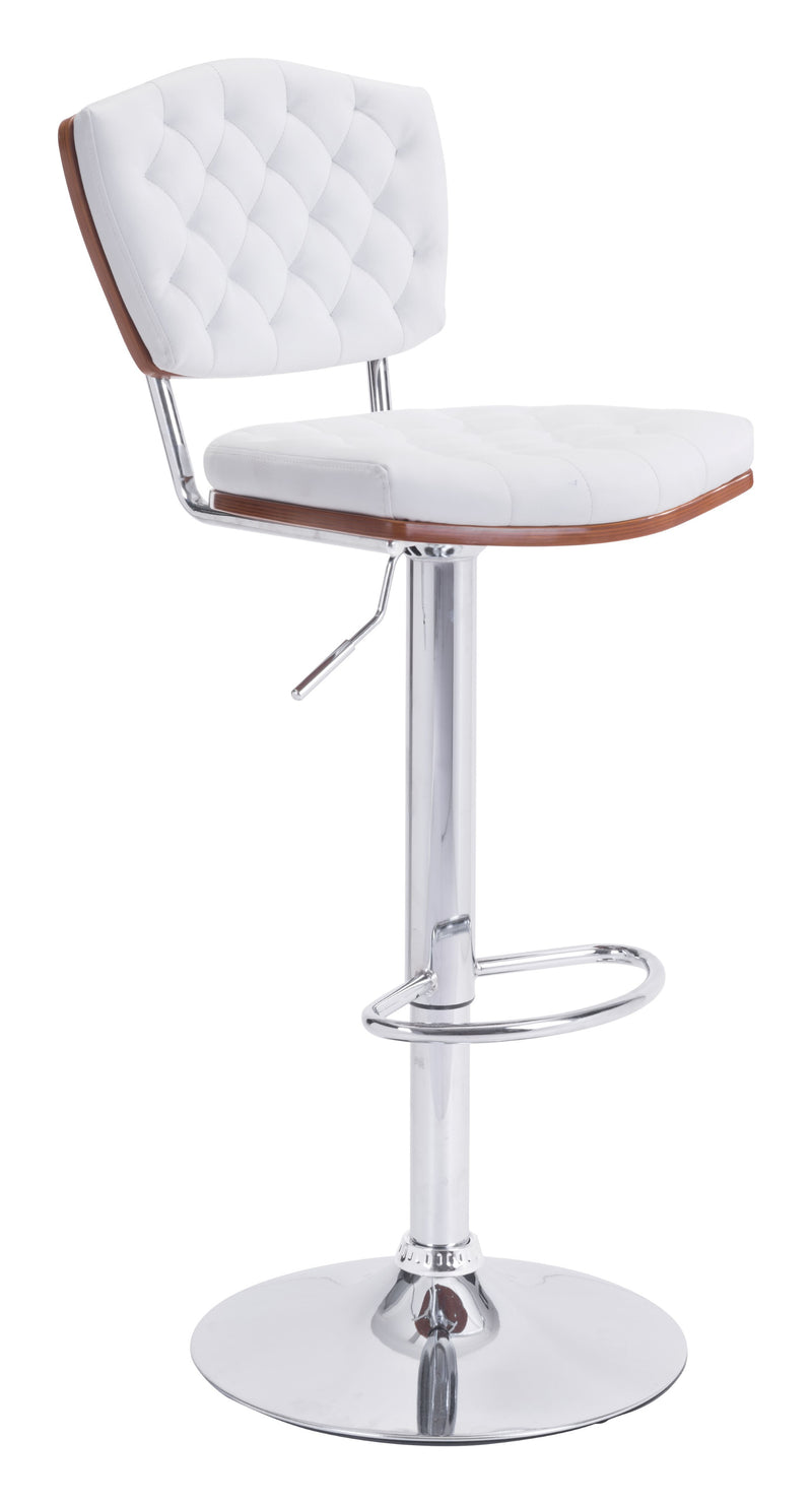 Tiger Bar Chair (White)