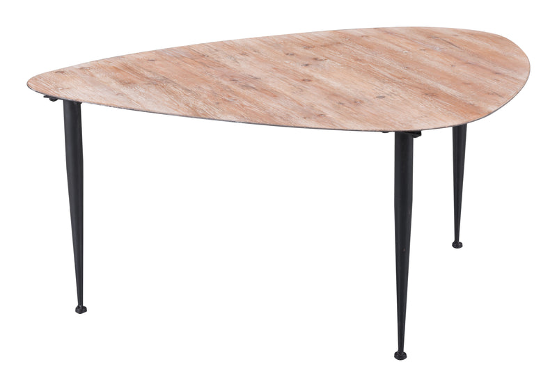 Barber Coffee Table (Distressed Natural)