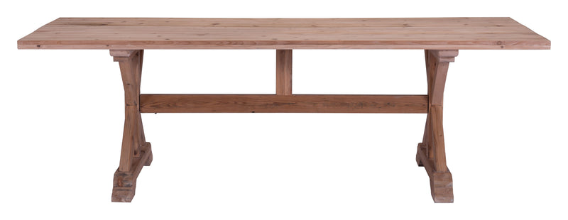 Alliance Dining Table (Natural Fir)