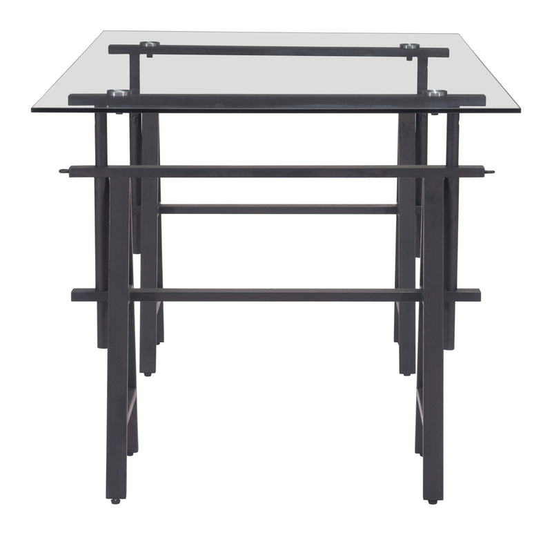 Ralston Desk (Antique Black)