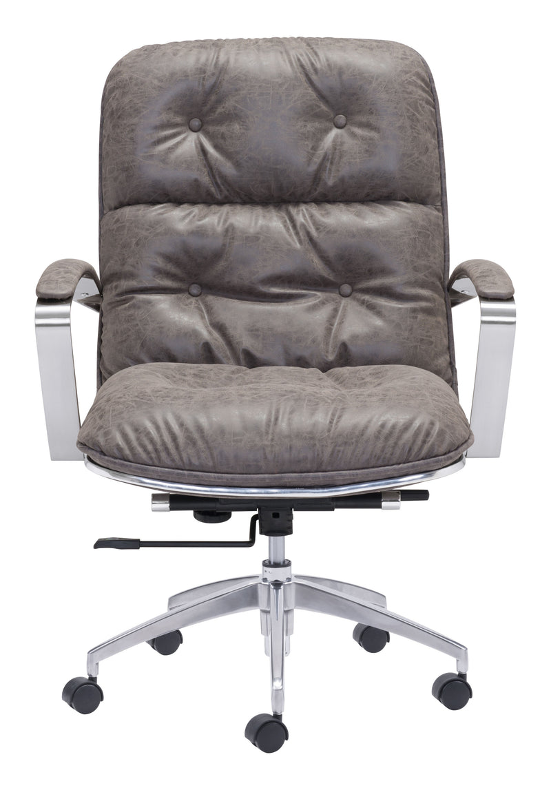 Avenue Office Chair (Vintage Gray)