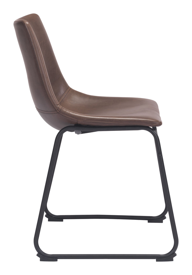 Smart Dining Chair (Vintage Espresso)