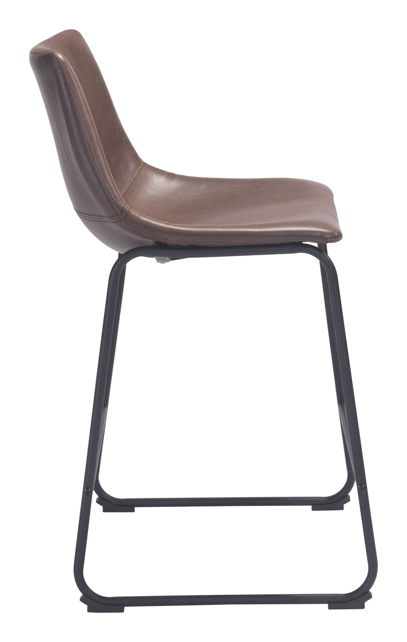 Smart Counter Chair (Vintage Espresso)