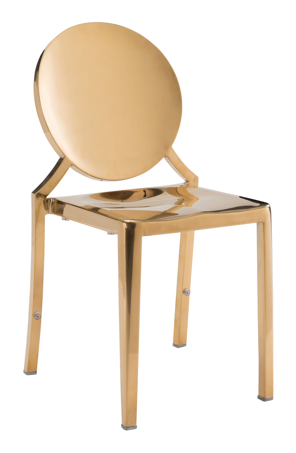 Eclispe Dining Chair (Gold)