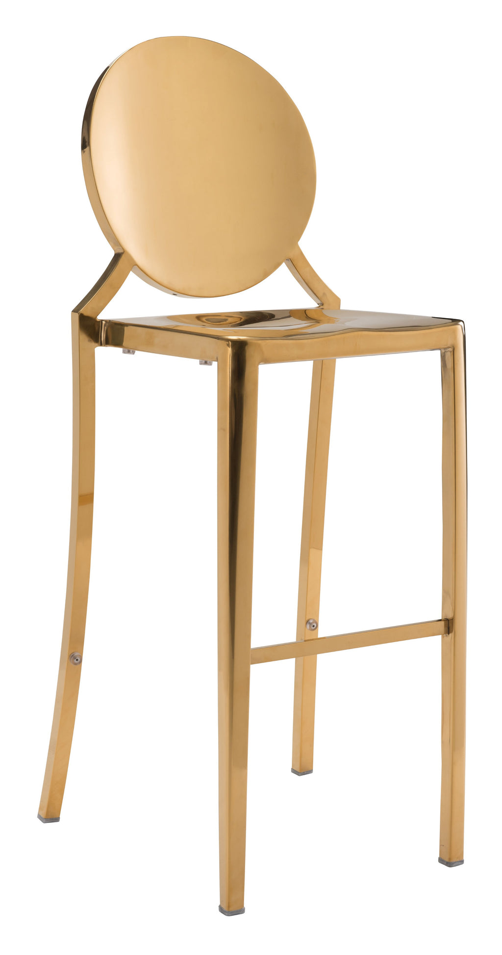 Eclispe Bar Chair (Gold)