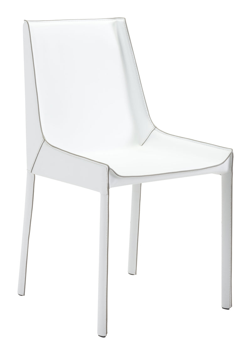 Fashion Dining Chair (White)