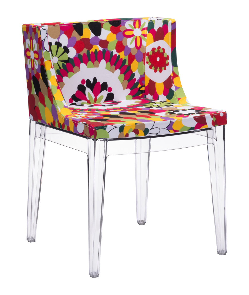 Pizzaro Dining Chair (Multicolor)