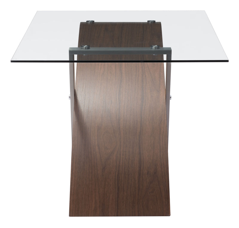 Outremont Dining Table (Walnut)