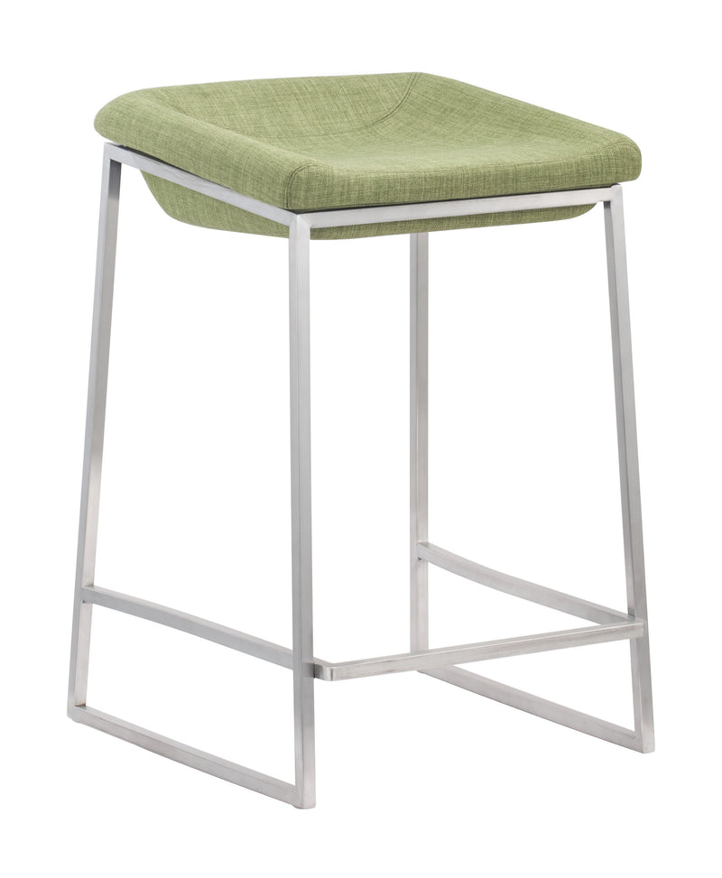 Lids Counter Stool (Green)