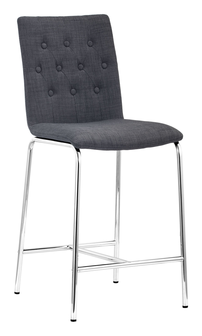 Uppsala Counter Chair (Graphite)