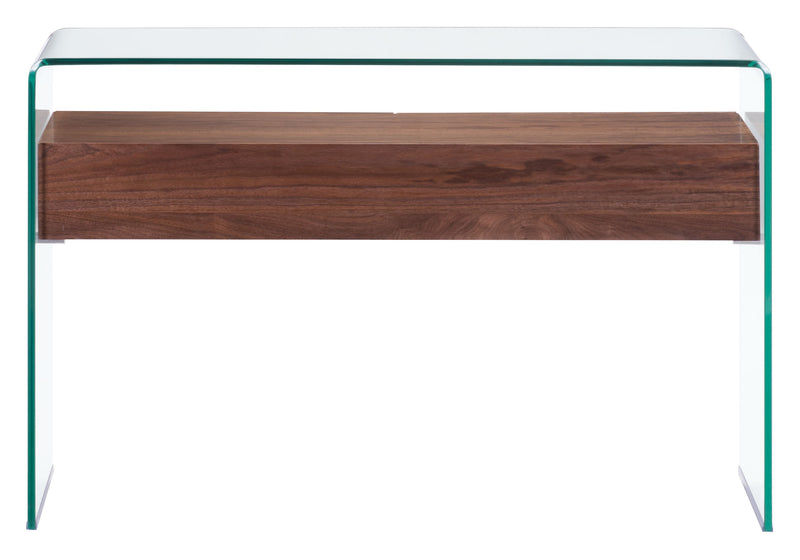 Shaman Console Table (Walnut)