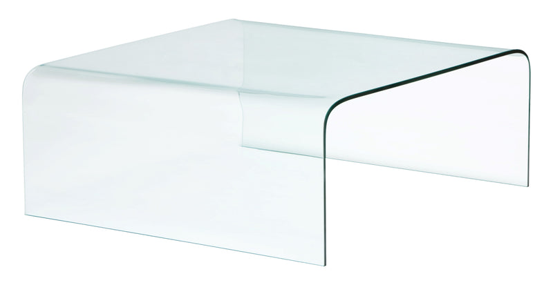 Sojourn Coffee Table (Clear)