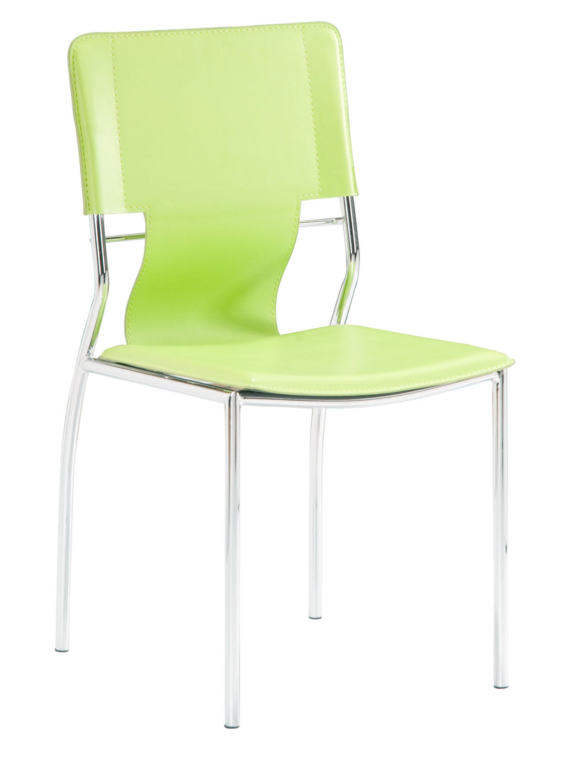 Trafico Dining Chair (Green)
