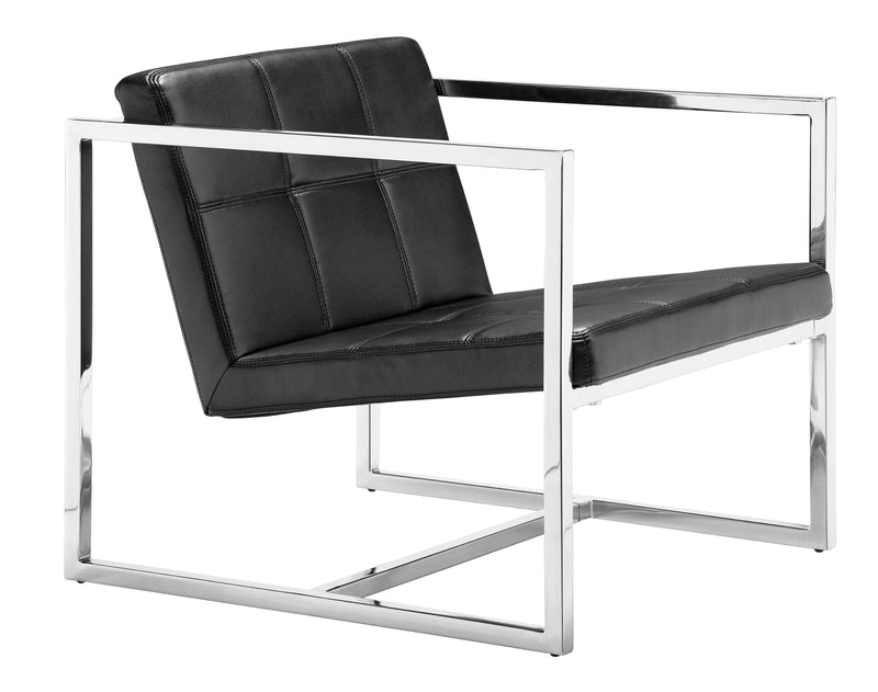 Carbon Occasional Chair (Black)