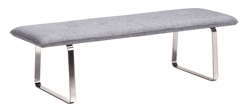 Cartierville Bench (Gray)