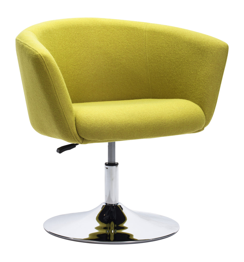 Umea Occasional Chair (Pistachio Green)