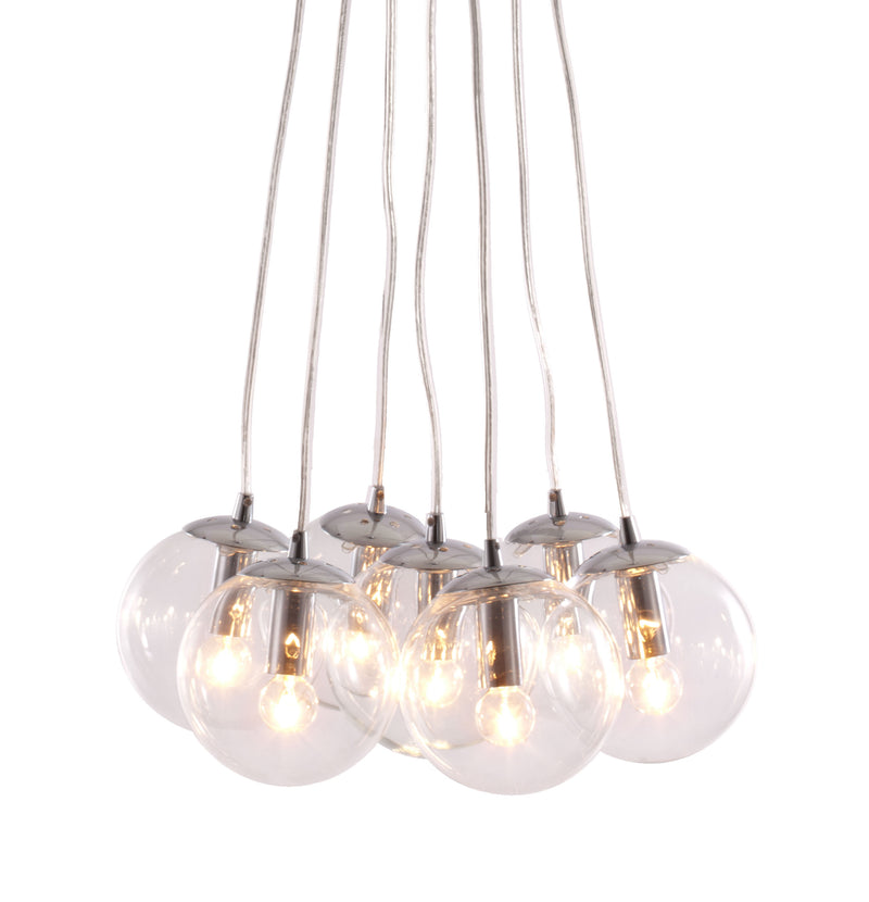 Decadence Ceiling Lamp (Clear)