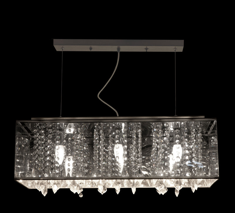 Blast Ceiling Lamp (Translucent)