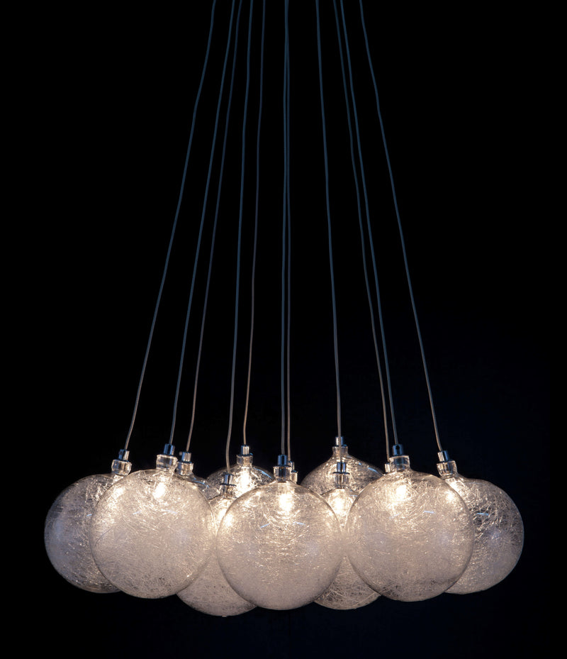 Cosmos Ceiling Lamp (Clear)